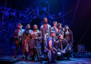 BWW Review: BLACKBEARD at Signature Theatre - A  World Premiere Musical About Pirates Will Put a Smile on Your Face