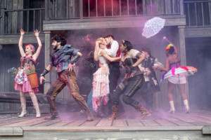 BWW Review: THE TEMPEST, Shakespeare's Rose Theatre, York