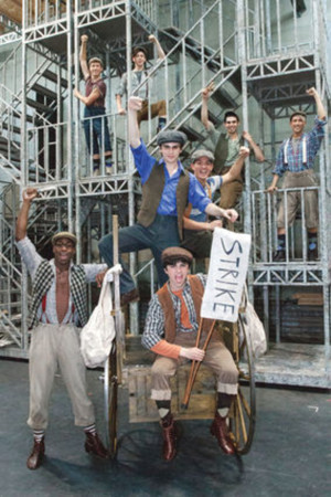 Review: Disney's NEWSIES Reminds Everyone to Seize the Day and Fight for What is Right