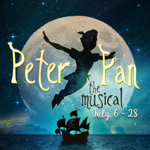 PETER PAN THE MUSICAL Flies Into The Lewis and Shirley White Theatre