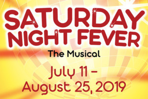Cast and Creative Team Announced For SATURDAY NIGHT FEVER at John W. Engeman Theater