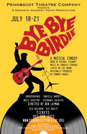 BYE, BYE, BIRDIE Is Coming To The Bangor Opera House
