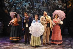BWW Review: TINTYPES Plays a Patriotic Tune at Porthouse Theatre/Kent State University