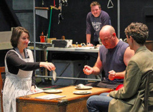 THE 39 STEPS Comes to Gloucester Stage