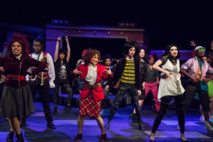 Review: THE WEDDING SINGER Celebrates Going After Your Biggest Dream: A New Sound System