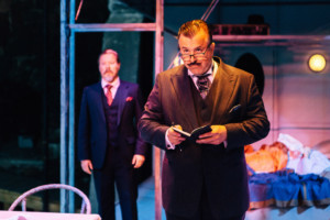 BWW Review: MURDER ON THE ORIENT EXPRESS at Suomenlinna