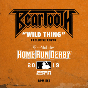 Beartooth Record Cover of 'Wild Thing' For MLB HOME RUN DERBY