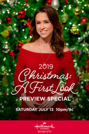 Lacey Chabert to Host 2019 CHRISTMAS: A FIRST LOOK PREVIEW SPECIAL