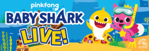 BABY SHARK LIVE! Heads to the Majestic Theatre