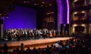 Música y poesía, tributo a Miguel León-Portilla en el Palacio de Bellas Artes