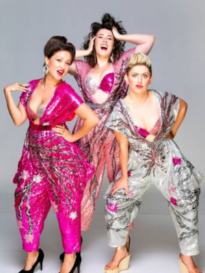BWW REVIEW: GLITTERY CLITTERY A CONSENSUAL PARTY Is A Fabulously Fun Feminist Cabaret