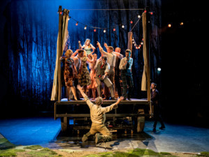 BWW Review: PETER GYNT, National Theatre