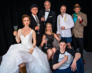 THE EXES, A New Bromantic Comedy by Lenore Skomal, Begins Previews August 7 at Theater Row