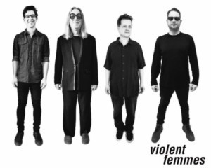 Violent Femmes Share I'M NOTHING From New Album Out 7/26