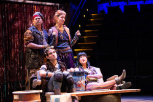 Patriarchy Run Rampant: A WELCOME GUEST at Contemporary American Theater Festival