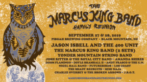 The Marcus King Band Family Reunion Expands Lineup