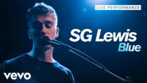SG Lewis Shares Vevo Official Live Performances