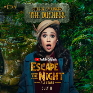 ESCAPE THE NIGHT Season 4 Now Streaming on YouTube