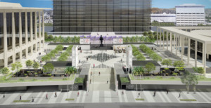 The Music Center Plaza Re-Opens August 2019