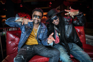 Maxi Priest Shares Music Video For I'M ALRIGHT feat. Shaggy