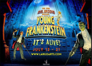 BWW Review: Eight O'Clock Theatre Puts on the Ritz with Mel Brooks' YOUNG FRANKENSTEIN