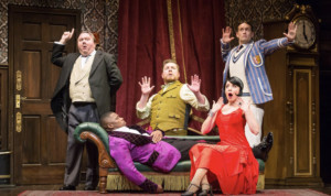 Review Roundup: THE PLAY THAT GOES WRONG at The Ahmanson in Los Angeles; What Did The Critics Think?