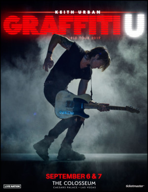 The Colosseum at Caesars Palace to Celebrate Grand Re-Opening with Keith Urban