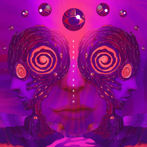 REZZ Recruits Deathpact For Searing KISS OF DEATH