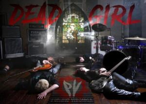 Pop-Punk Alt Rockers Pushing Veronica Share DEAD GIRL Music Video & Single
