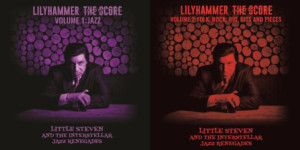 Steven Van Zandt's Two-Volume LILLYHAMMER Score Out Today