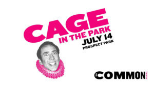 FACE/OFF Will Be Spoofed in Prospect Park for First Annual Cage in the Park