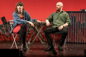 BWW Review: BURIED at The Alice Griffin Jewel Box Theatre