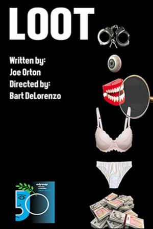 BWW Review: Joe Orton's Dark Comedy LOOT Satirically Examines Societal Stupidity