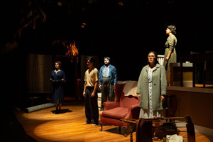 BWW Review: The Hub Theatre's AMERICAN SPIES AND OTHER HOMEGROWN FABLES premieres at NextStop Theatre