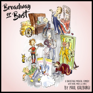 BWW Interview: Paul Kalburgi talks BROADWAY OR BUST! and Falling in Love with Texas