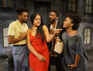 BWW Review: SCRAPS Examines the Aftermath of Racially
