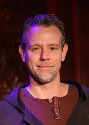 Adam Pascal in school of rock