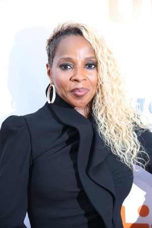 Mary J. Blige Signs First-Look Deal with Lionsgate