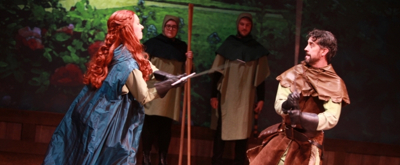 BWW Review: Camp Reigns in SHERWOOD: THE ADVENTURES OF ROBIN HOOD, at Clackamas Rep