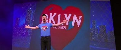 VIDEO: BROOKLYN THE MUSICAL Performs at West End Live