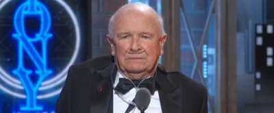 VIDEO: Legendary Playwright, Librettist Terrence McNally Accepted his 2019 Lifetime Achievement Award at the Tony Awards
