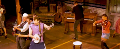 VIDEO: Get A First Look At ONCE at Cape Playhouse