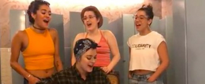 VIDEO: THE PROM's Four Emmas Perform Acoustic Rendition of 'Unruly Heart'