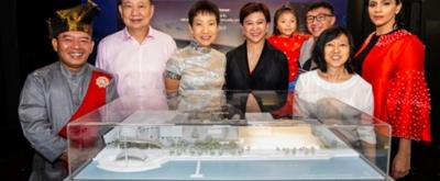 Esplanade Breaks New Ground With Singtel Waterfront Theatre
