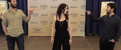 BWW TV: THE BAND'S VISIT National Tour Gets Ready to Hit the Road!