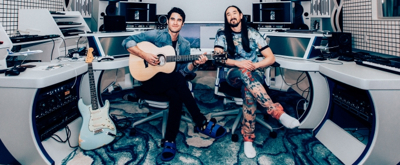 Darren Criss Teams Up with Steve Aoki to Release New Song 'Crash Into Me'