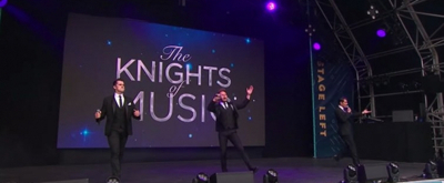 VIDEO: The Knights of Music Perform at West End Live