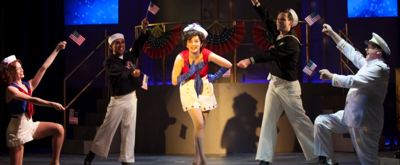 BWW Review: DAMES AT SEA Cruises Thru Causing A Tidal Wave Of Top-Deck Entertainment At The Sierra Madre Theatre
