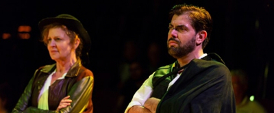 BWW Review: CYRANO at Hudson Valley Shakespeare Festival. A New Adaptation, Incisive and Robust