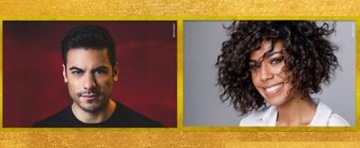 Carlos Rivera y Fela Dominguez ponen la voz a Simba y Nala en EL REY LEON